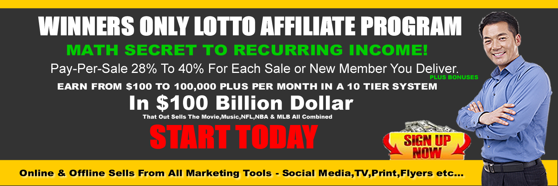 Lotto Affiliate